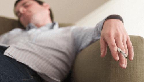 Тревога и депрессия чаще наблюдается у курильщиков