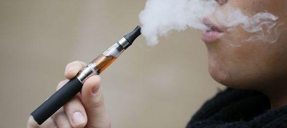 электронные сигареты, курение