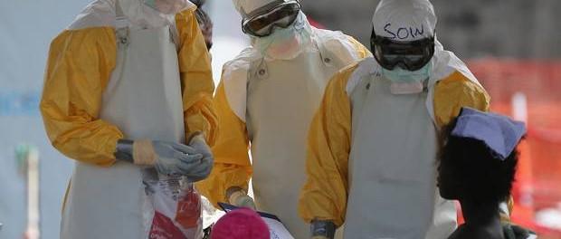 лихорадка Эбола, выписан