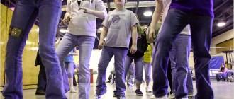 танцы, ожирение, активность