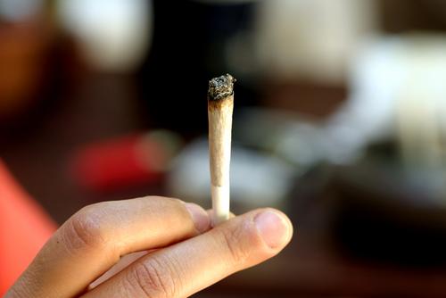 марихуана, половая зрелость