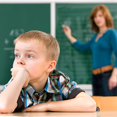 Оценка внимания у детей с СДВГ