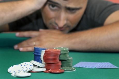 депрессия, азартные игры