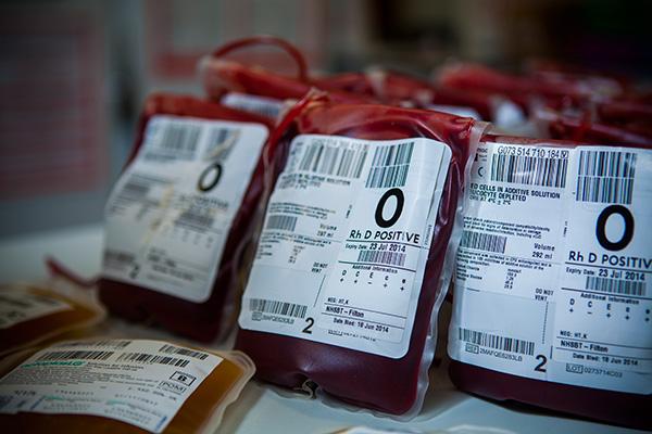 кардиохирургия, переливание крови