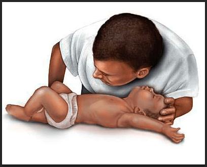 дети, реанимация