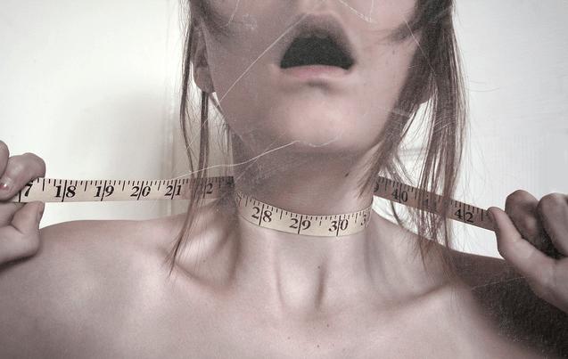 нервная анорексия