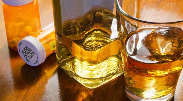 алкоголь, препараты
