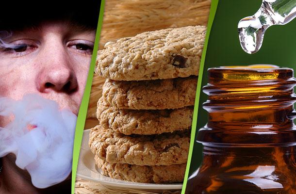 Печенье, марихуана