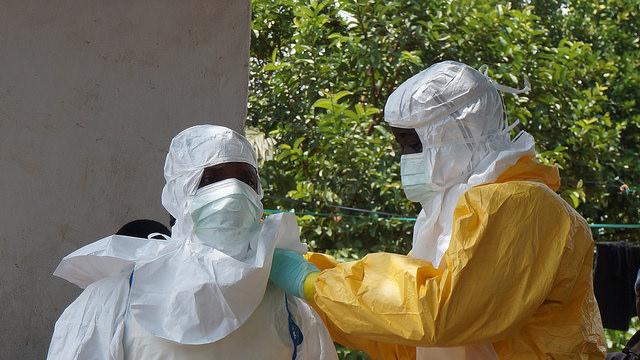 Россия, Гвинея, Эбола