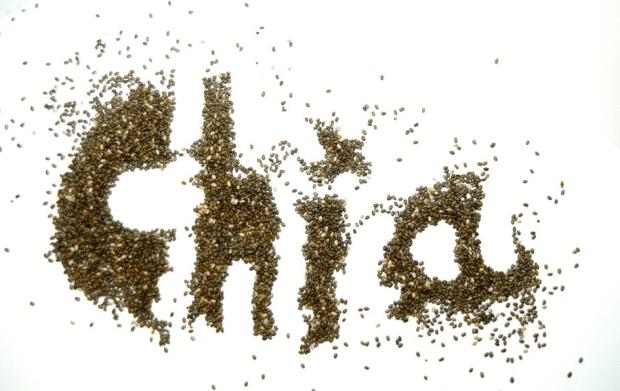 зеленый чай, семена Чиа