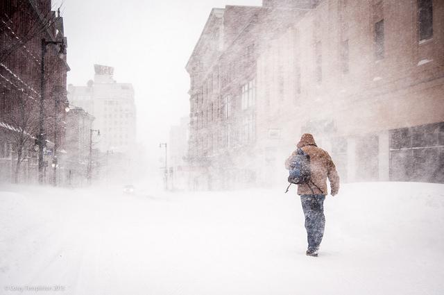 инсульт, фибрилляция предсердия, холодная погода