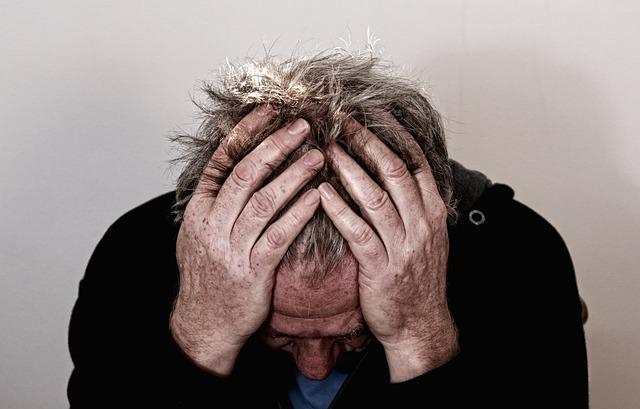 депрессия, пожилые люди, общение