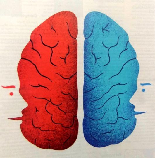 инсульт, язык, когнитивная функция