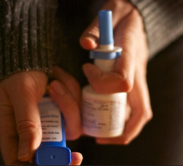 аутизм, окситоцин, назальный спрей