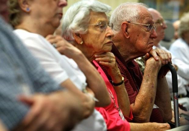 память, физическая активность, пожилые люди, актиграф