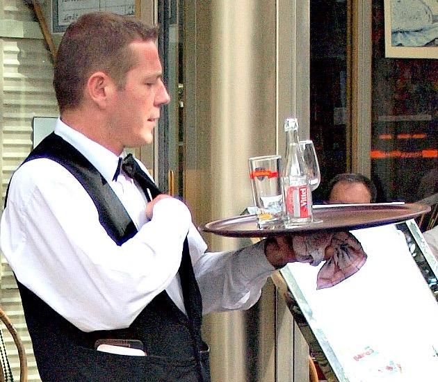 аппетит, официант, тарелка, Environment and Behavior