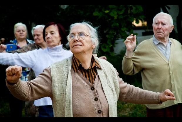 Frontiers in Aging Neuroscience, пожилые люди