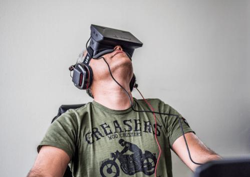 виртуальная реальность, Royal Society Open Science, болевой синдром