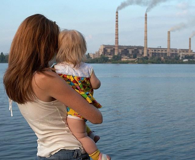 загрязнение воздуха, дети, American journal of respiratory and critical care medicine