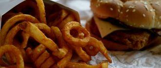 пища, заболевания почек