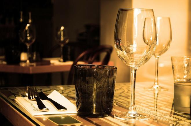 здоровое питание, ресторан, освещение
