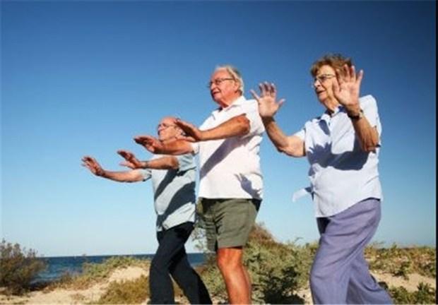 физические упражнения, пожилые люди, The FASEB Journal