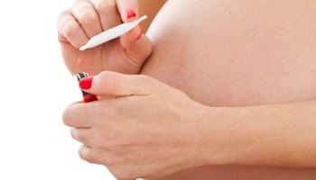 марихуана, беременность, Biological Psychiatry