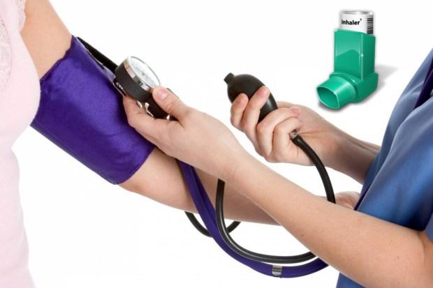 бронхиальная астма, Journal of the American Heart Association, инсульт, инфаркт