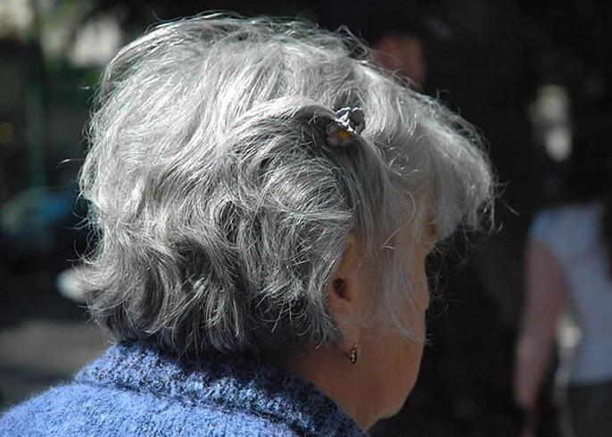 болезнь Альцгеймера, старость