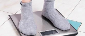 низкокалорийная диета, увеличение веса,