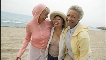 оптимизм, женщины, продолжительность жизни