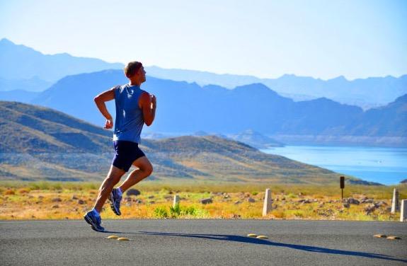 Бег, коленный сустав, остеоартрит