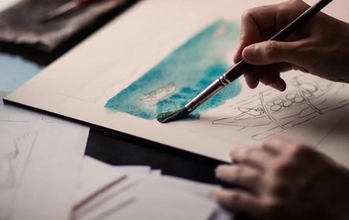 слабоумие, художники, болезнь Альцгеймера, болезнь Паркинсона