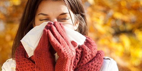 простуда, аллергия,