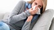 одиночество, простуда, боль в горле, насморк