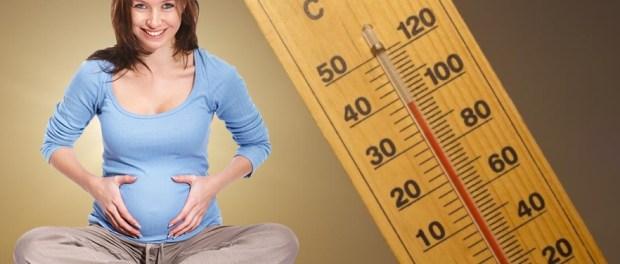 Гестационный диабет, температура воздуха