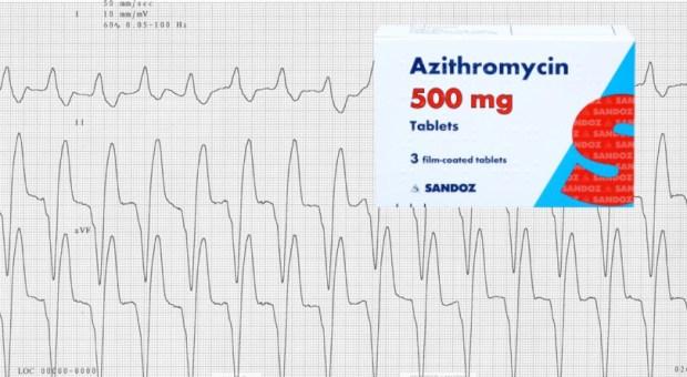 Антибиотик, азитромицин, аритмия