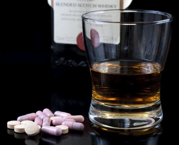 Противоаллергические препараты, алкоголь