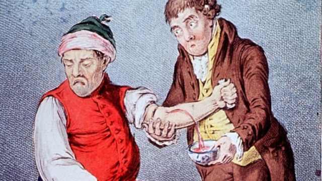 Что такое кровопускание и почему это было популярным методом лечения?