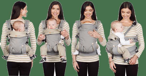 porte bebe phisiologique ergobaby