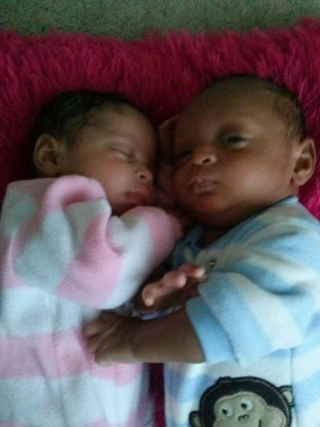 IL twins Dominick I Got This My Sister