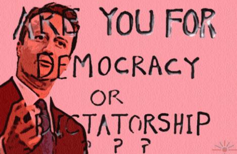 Diegel dictator meme