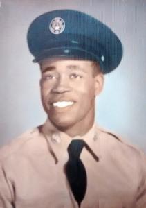 Julius Corley military photo