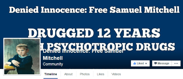 Mitchell FB page