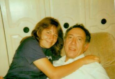 Seigel Marvin and Lisa_sitting in chair_via_Lisa