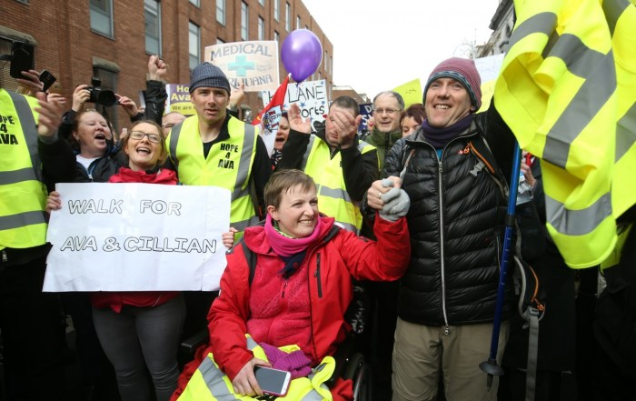Cannabis Legalisation Ireland - Catching up With Vera Twomey