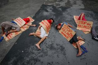 Victims of Philippines' War on Drugs