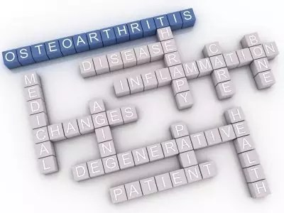 lithium chloride for osteoarthritis