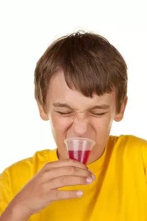 why children hate the taste of medicine