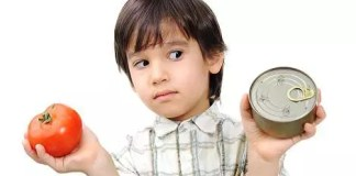 Children's food decisions
